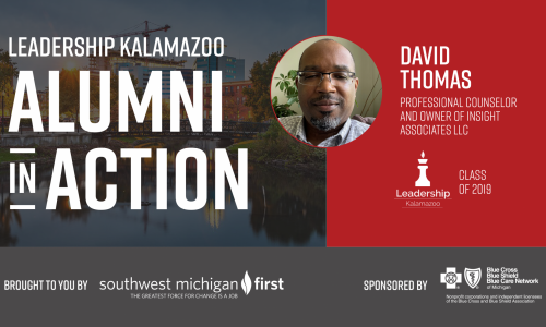 Meet David Thomas, a Leader in Community Development